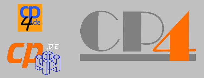 Übersicht cp4 Logos